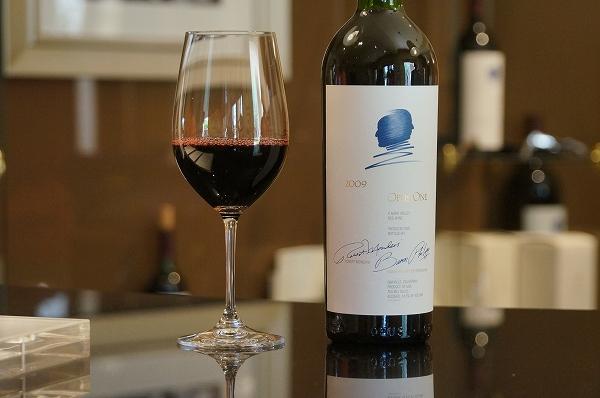 ◆終了◆2018.04.21 オーパスワンとモンダヴィこだわりのワインを楽しむ会