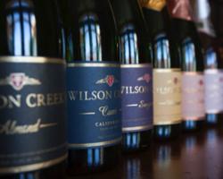 アーモンドシャンパンが有名な南カリフォルニアのワイナリー Wilson Creek Winery