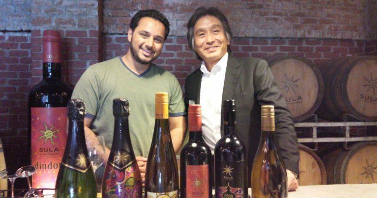 ◆終了◆ 2019.05.18   インドワインとカリフォルニアワインを楽しむ会