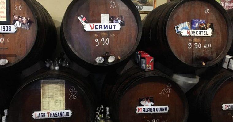 スペイン アンダルシア地方の「マラガワイン」