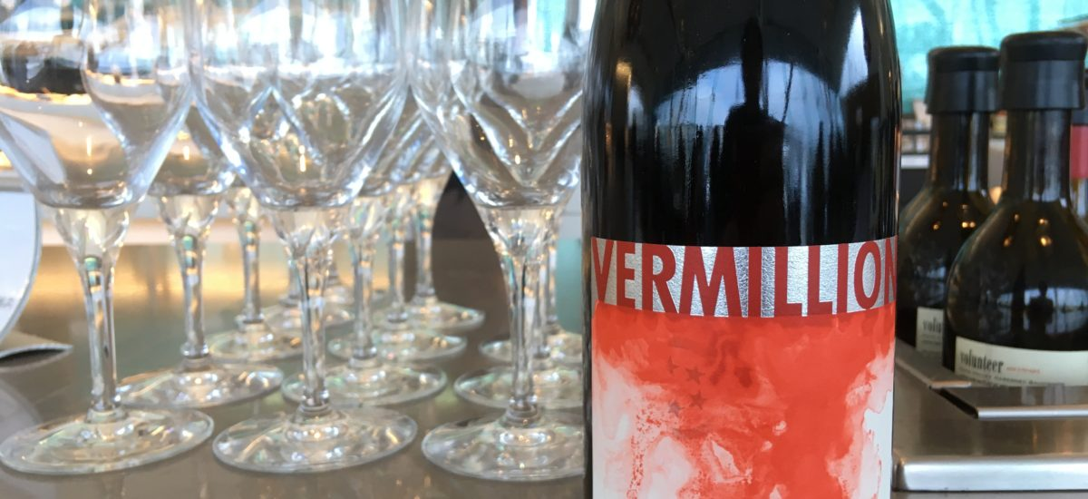 美人過ぎるワインメーカー Keplinger女史のセカンドワイン カリフォルニアのVermillion Red Wine
