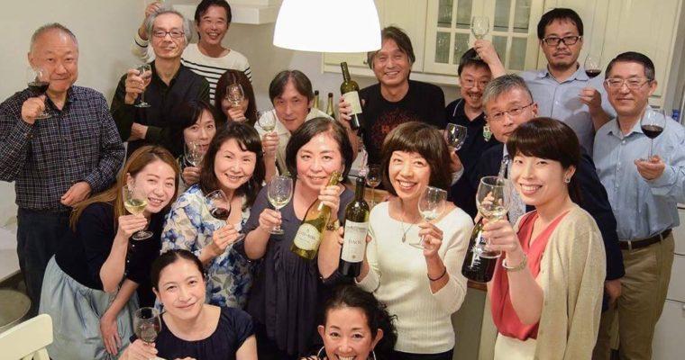 南カリフォルニワインを楽しむ会 第7回 を開催しました。