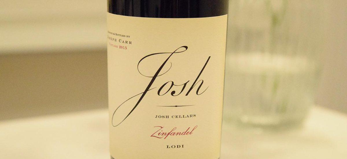 日本へのお土産におすすめのカリフォルニアワイン Josh Zinfandel 2015