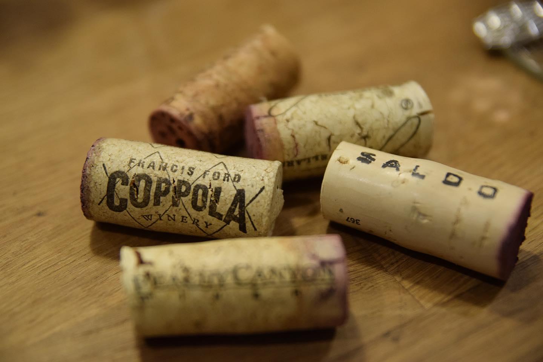 「カリフォルニアワイン【ジンファンデル5本】飲み比べの会」を開催しました。