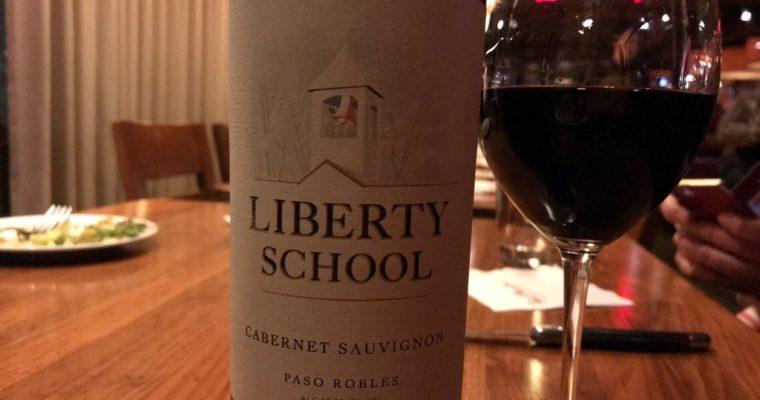 最高のコスパの南カリフォルニアワイン Liberty School
