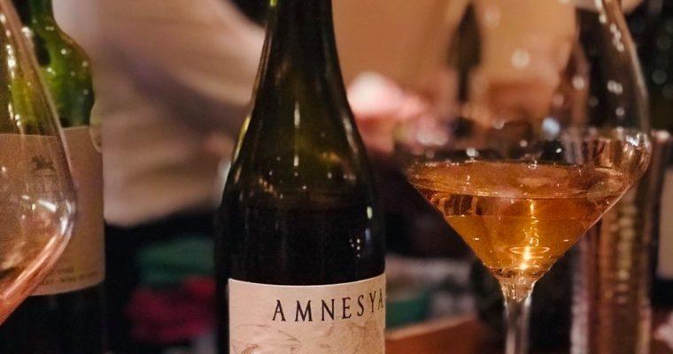 トレッビアーノとマルヴァジアから作られたオレンジワイン