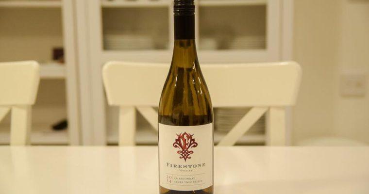 南カリフォルニアのワイン産地「サンタバーバラ」と Firestone Chardonnay