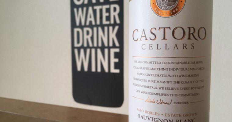 ビーバーの様な勤勉が生み出す高品質 南カリフォルニア Castoro Cellarsの白ワイン