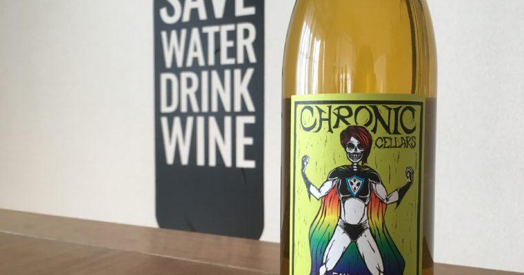 南カリフォルニアワインって楽しい!Chronic Cellars Eunice X
