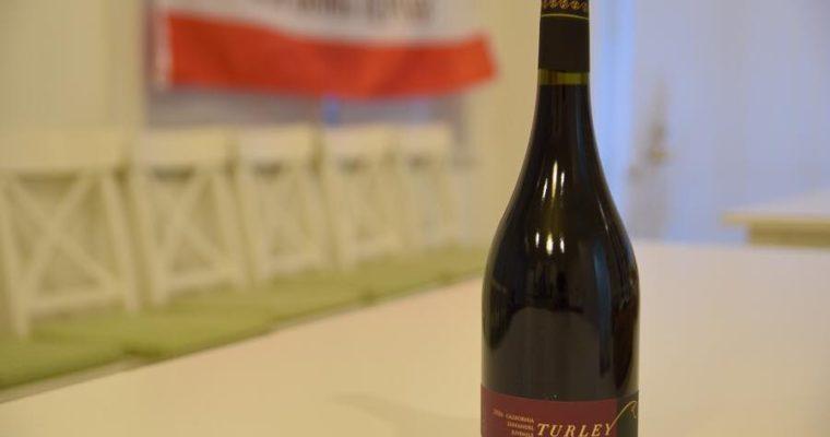 世界一美味しいジンファンデルを求めて  南カルフォルニアのワイン Turley Juvenile