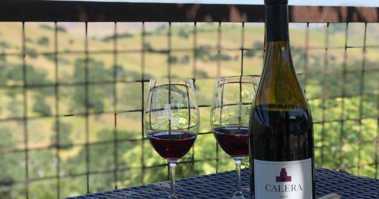 カリフォルニアのロマネコンティ Calera Pinot Noir