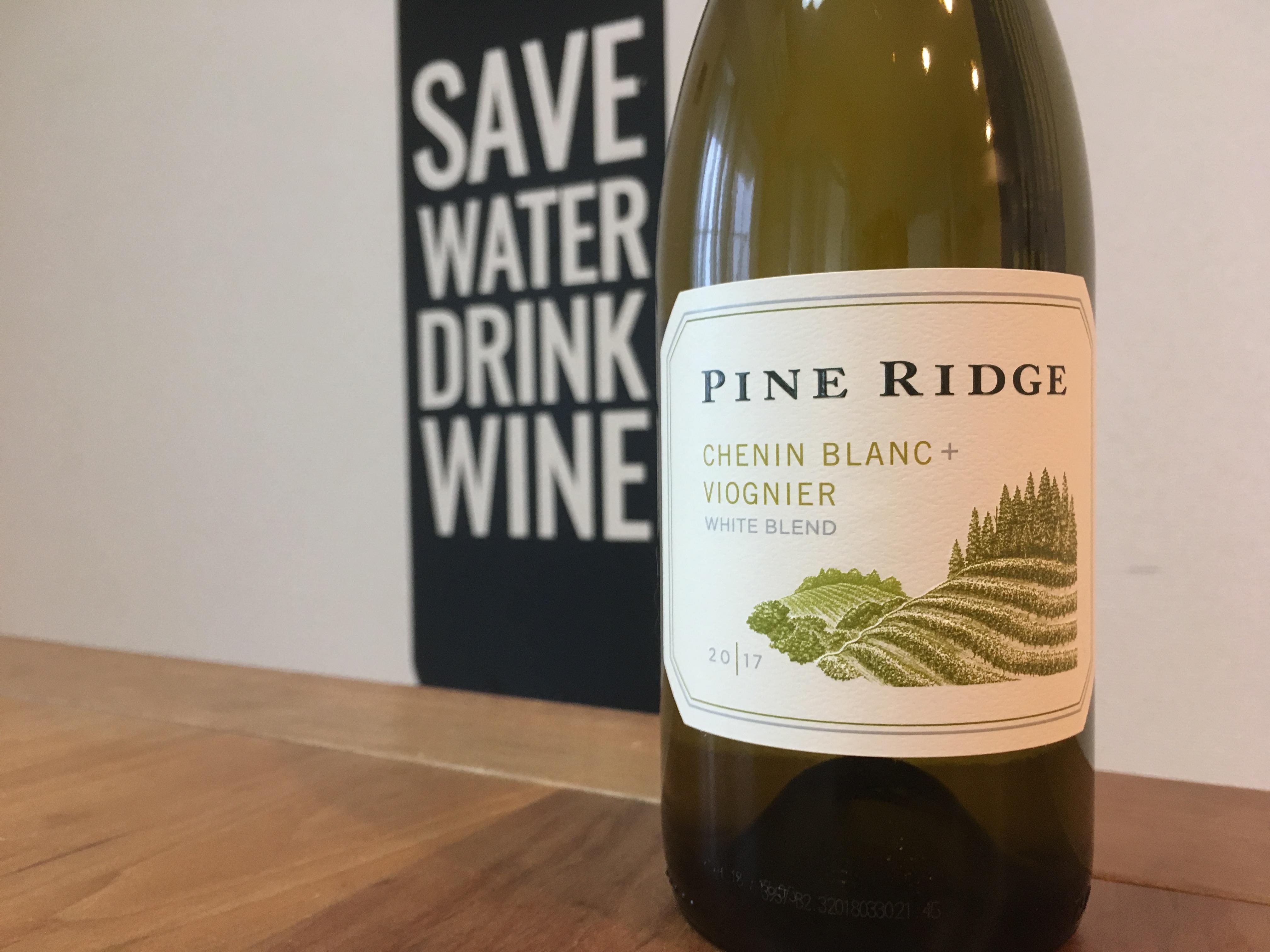 カリフォルニアを代表するシュナンブラン Pine Ridge