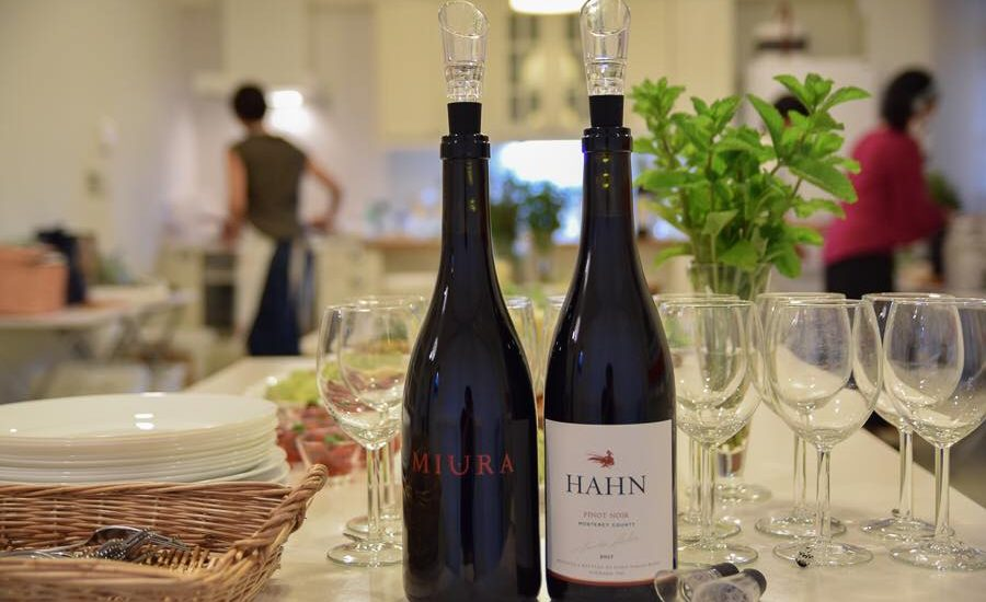 「南カリフォルニアワインを楽しむ会 第10回」を開催しました。