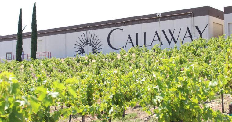 ゴルフ好きの日本の方へのお土産に最適 南カリフォルニアのワイナリーCallaway