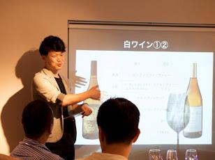 カリフォルニアワインをプロ講師と味わう会を開催しました。