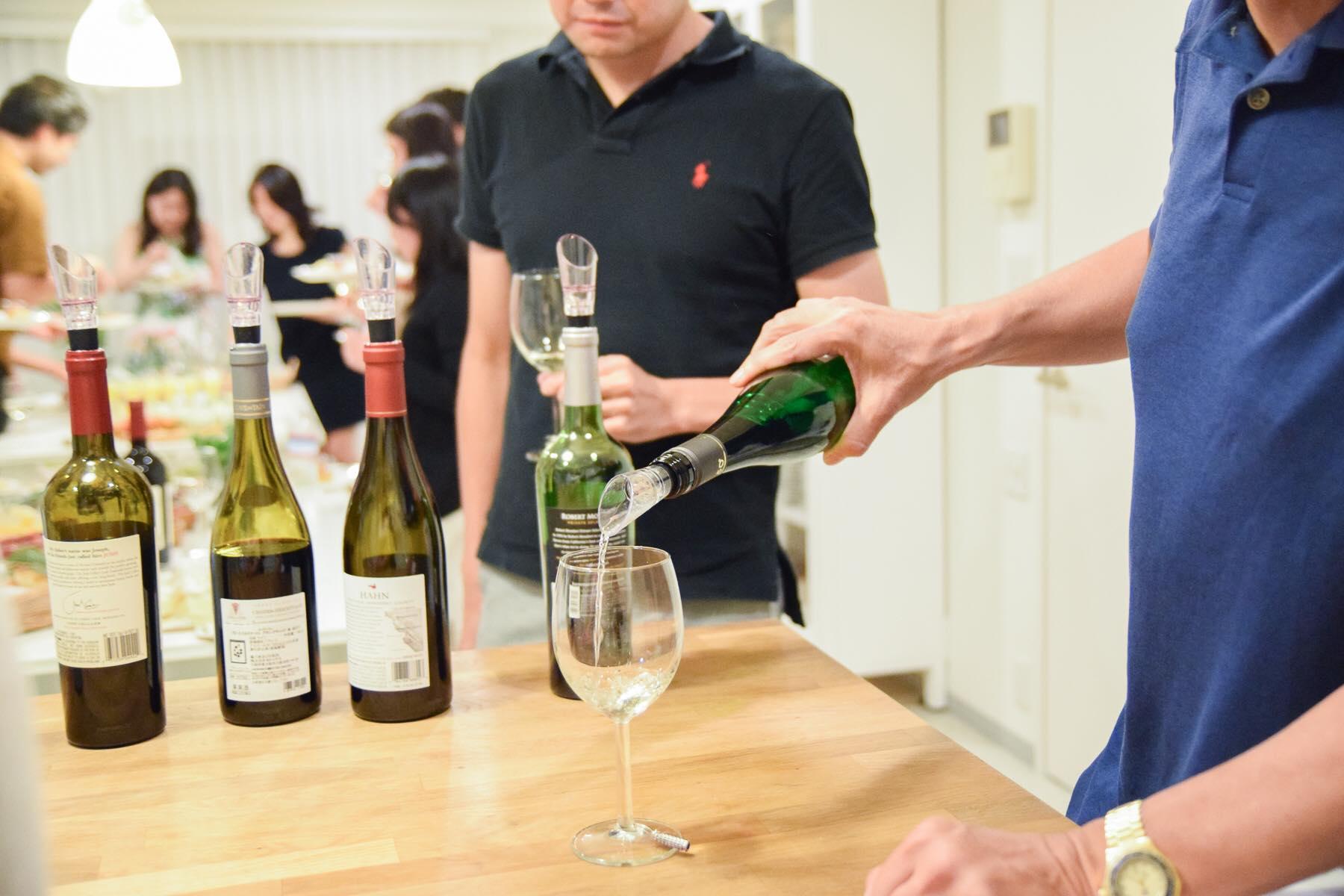 グローバルワインセミナー 【セッション#2】を開催しました。