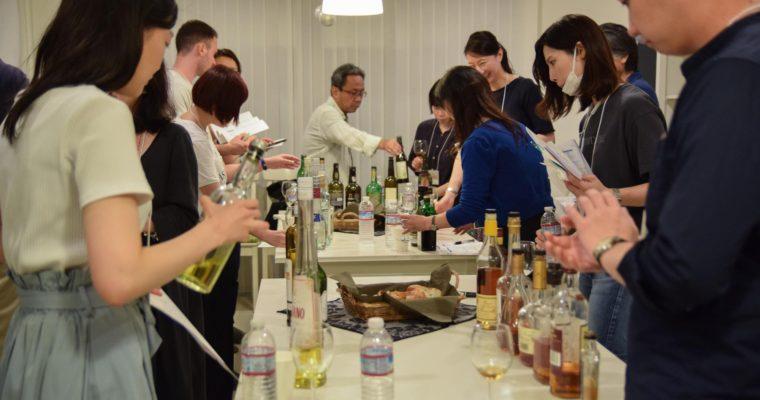 ソムリエ2次試験対策「その他のお酒」テイスティング会を開催しました。