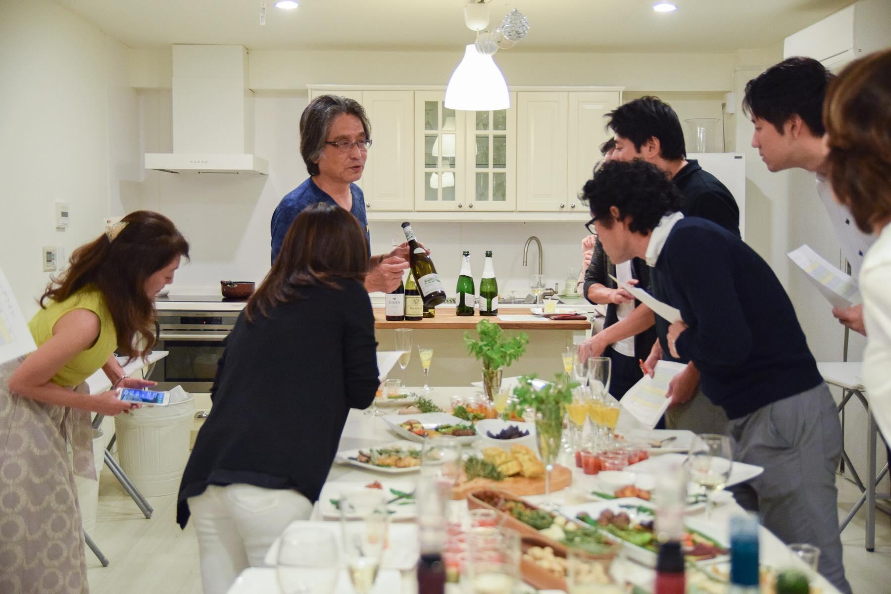 ◆終了◆ 2020.01.18 グローバルワインセミナー & テイスティング懇親会 セッション#2