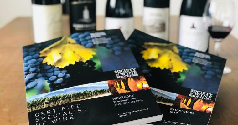 アメリカワインクラブがSWE(米国ワイン教育者協会)認定校となりました。