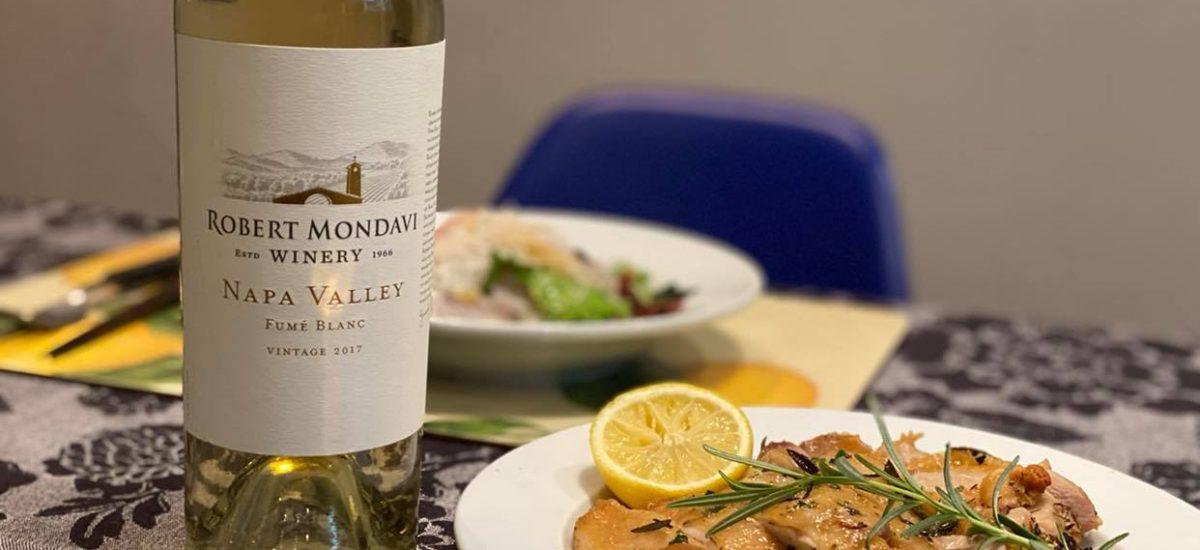 Robert Mondavi Fume Blanc カリフォルニアワインの父が生んだ傑作