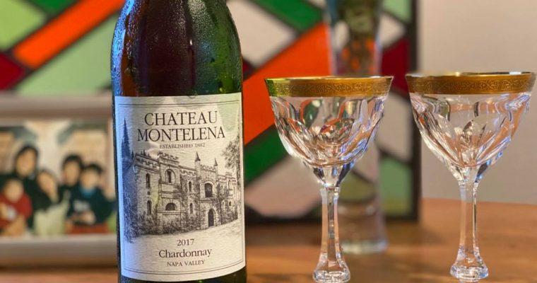 パリの審判1位を獲得したカリフォルニアのシャルドネ シャトーモンテレーナ