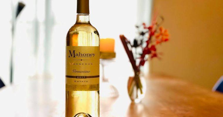 ヴェルメンティーノに挑戦するカリフォルニアのワイナリーMahoney Vineyards