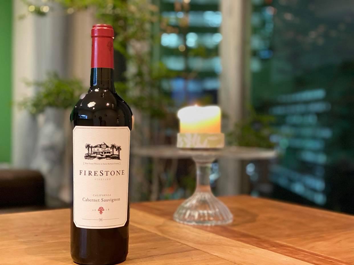 ファイヤーストーン創業者の息子が創ったカリフォルニアワインが飲みやすい
