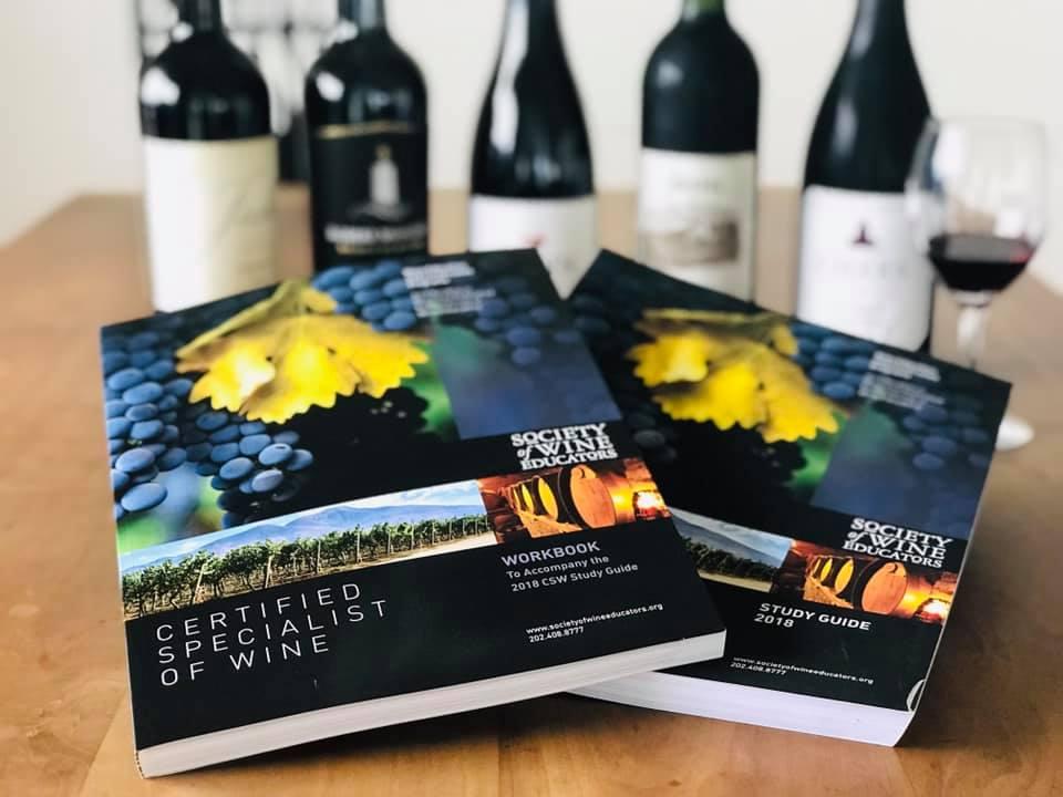 ◆募集中◆ CSW (米国ワイン資格)2021年受験対策講座