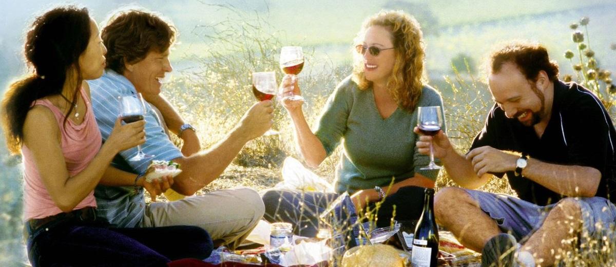 ◆終了◆ 2021.03.24 劇場版Sidewaysを観て、ワイン片手に語らう会
